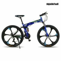 26 inch 21 speed mountain bike 17.5 inch frame road bicycle