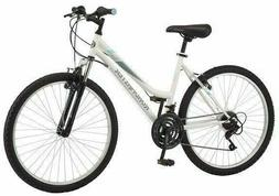 ROADMASTER 26 inch Granite Peak Mountain Bike for Women - Wh