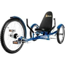 Adult Lowrider Tricycle for Men & Women 3-Wheeled Beach Crui