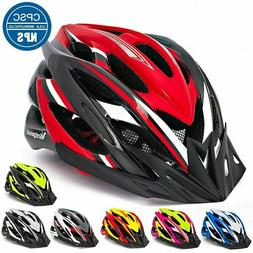Bike Helmet LED Light Visors Ultralight Men Women Cycling Sp