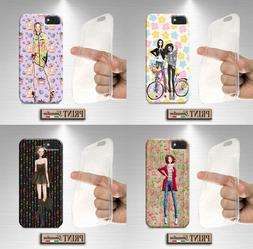 Cover For , IPHONE, Case, Woman, Silicone, Soft, Design, Sha