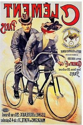 6461 cleement paris mand and woman riding