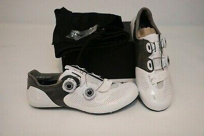 new s works 6 road bike shoes