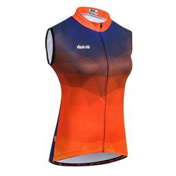 MILOTO Team Cycling Jersey Women Bike Bicycle Clothing Size