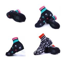 Road Bike Cycling Shoe Covers Warm Protector Overshoes for U