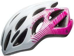 Bell Tempo Joy Ride Bike Helmet - Women's Gloss White/Cherry