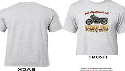 Two Wheels Move The Soul T Shirt - Bikes - Motorcycles - 361
